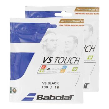 Babolat VS Touch Tennis String (16 Natural)