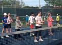 A Tennis Lesson for Beginners