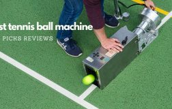 Best Tennis Ball Machine Reviews (Newest Update) – The Thorough Buying Guide