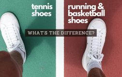 What is The Difference between Tennis Shoes, Running Shoes and basketball shoes?