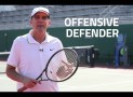 Tips For Playing Offensive And Defensive Tennis